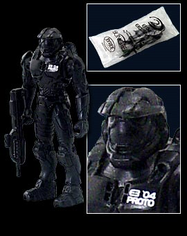 halo 2 exclusive figures, halo 2 action figures, halo 2 action figure