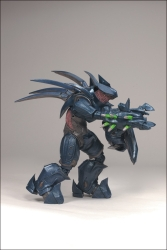 halo hunter, halo action figure, halo 3 action figure
