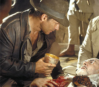 Indiana Jones and the Last Crusade, indiana jones, indiana jones figures